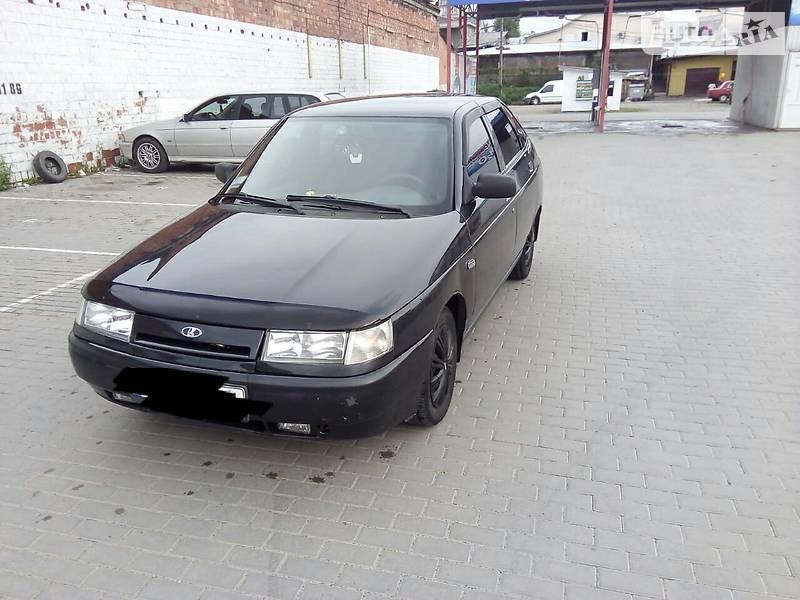Хетчбек ВАЗ 2112 2008 в Чернівцях