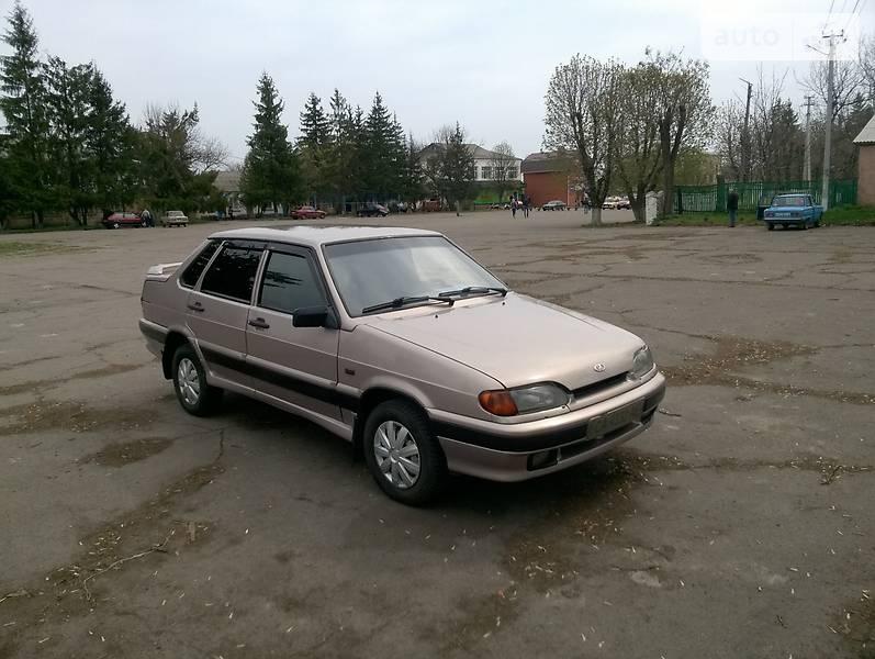 ВАЗ 2115 2007 в Новоархангельске
