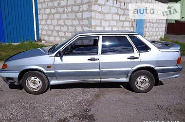 ВАЗ 2115 2005 в Бурыни