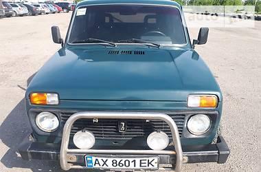 ВАЗ 21213 1998 в Харькове