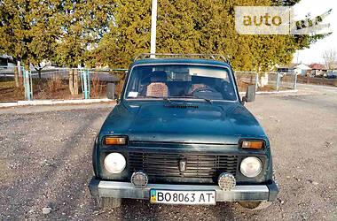 ВАЗ 21213 2003 в Тернополе