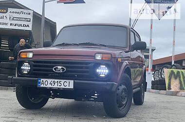 ВАЗ 21213 2003 в Мукачево