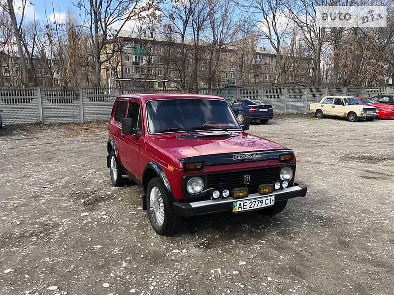 ВАЗ 21213 1996 в Днепре