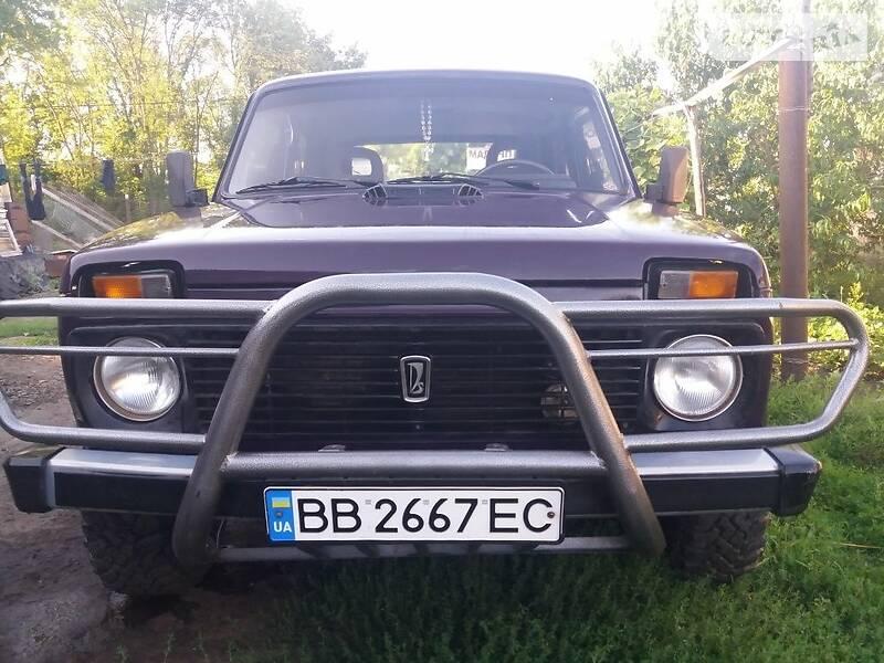 ВАЗ 21213 2002 в Белокуракино