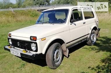 ВАЗ 21213 1995 в Нововолынске