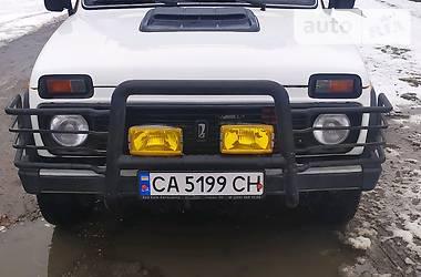Внедорожник / Кроссовер ВАЗ 21213 2004 в Жашкове