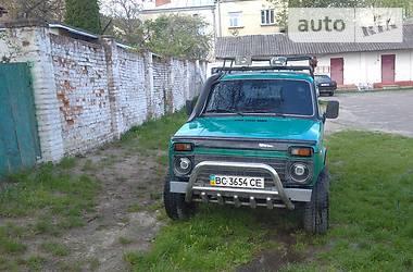 Внедорожник / Кроссовер ВАЗ 21213 2001 в Львове