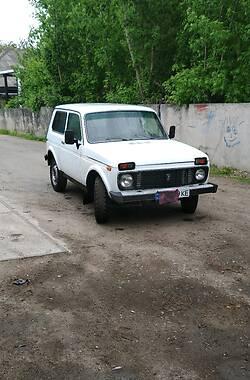 Внедорожник / Кроссовер ВАЗ 21213 2002 в Днепре