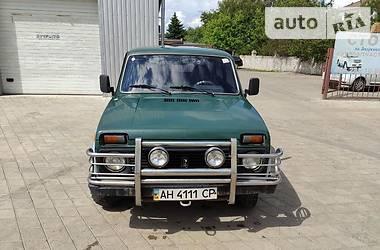 Внедорожник / Кроссовер ВАЗ 21213 2000 в Славянске