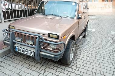 Внедорожник / Кроссовер ВАЗ 21213 1997 в Одессе
