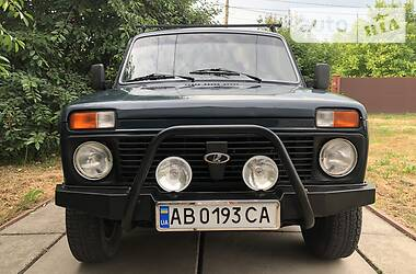 Позашляховик / Кросовер ВАЗ 21213 2002 в Вінниці