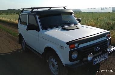 Внедорожник / Кроссовер ВАЗ 21213 1999 в Славянске
