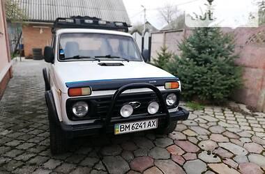 Внедорожник / Кроссовер ВАЗ 21213 2003 в Ахтырке