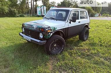 Внедорожник / Кроссовер ВАЗ 21213 2001 в Фастове