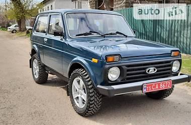 Позашляховик / Кросовер ВАЗ 21213 2002 в Старобільську