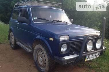 ВАЗ 21214 2011