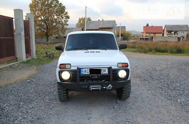 ВАЗ 21214 2011 в Сваляве