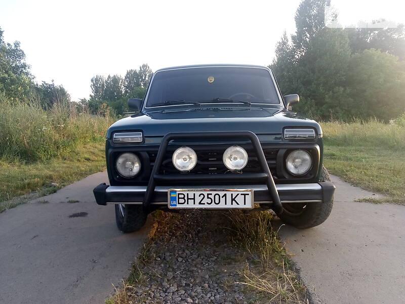 ВАЗ 21214 2007 в Подольске