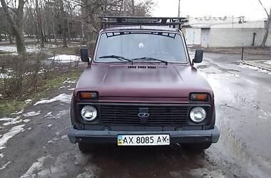 ВАЗ 21214 2007 в Чугуеве