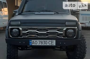 ВАЗ 21214 2011 в Ужгороде