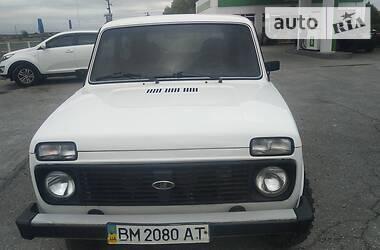 ВАЗ 21214 2008 в Ромнах