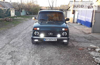 ВАЗ 21214 2006 в Мирнограде