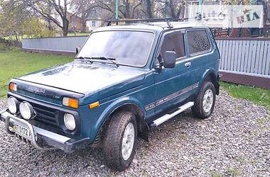 ВАЗ 21214 2005 в Хусте