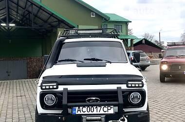 ВАЗ 21214 2008 в Камне-Каширском