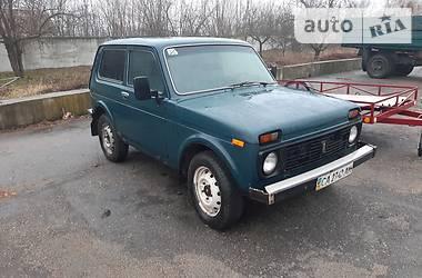 Внедорожник / Кроссовер ВАЗ 21214 2007 в Золотоноше