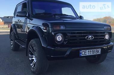 ВАЗ 21214 2008 в Черновцах