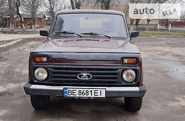 ВАЗ 21214 2007 в Первомайске