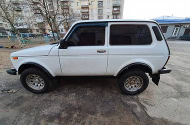 Внедорожник / Кроссовер ВАЗ 21214 2014 в Северодонецке