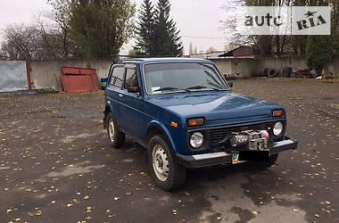 ВАЗ 2121 2008