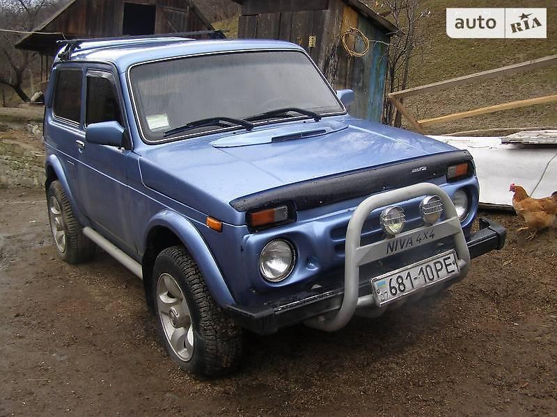 ВАЗ 2121 2001 в Ужгороде