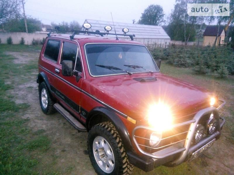 ВАЗ 2121 1983 в Смеле