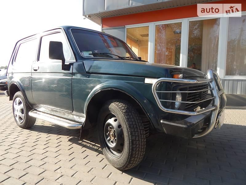 ВАЗ 2121 2000 в Николаеве