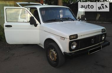 ВАЗ 2121 1992 в Запорожье
