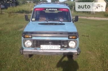 ВАЗ 2121 1987 в Владимирце