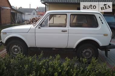 ВАЗ 2121 1991 в Луцке