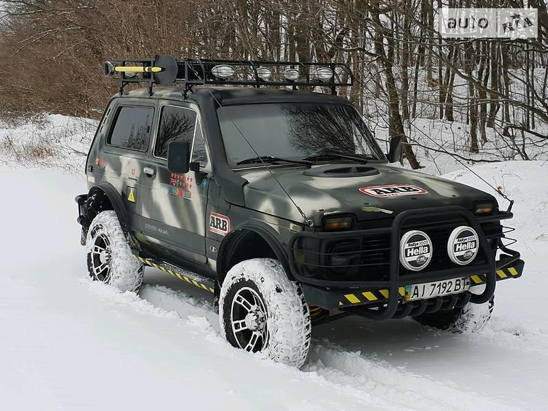 Lada (ВАЗ) 2121 1993 года в Ивано-Франковске