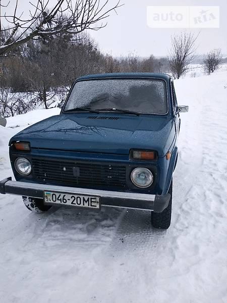 Lada (ВАЗ) 2121 1986 года в Черкассах