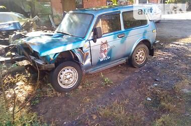 ВАЗ 2121 1988 в Любашевке