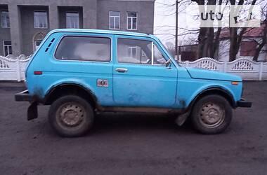 ВАЗ 2121 1984 в Казанке