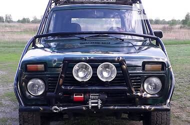 ВАЗ 2121 1989 в Пирятине