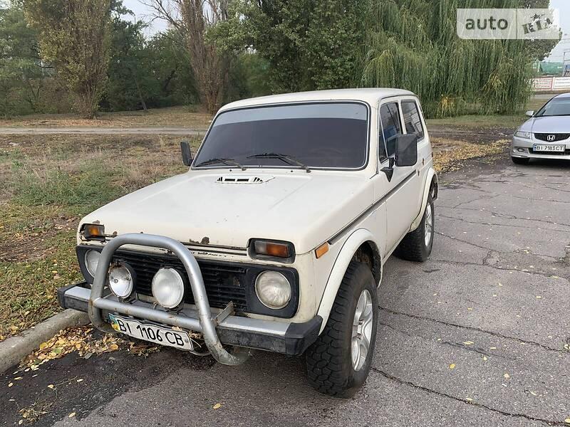 ВАЗ 2121 1992 в Кременчуге