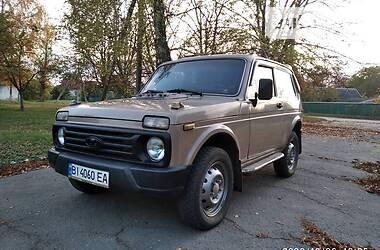 ВАЗ 2121 1983 в Решетиловке