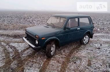 ВАЗ 2121 1987 в Талалаевке