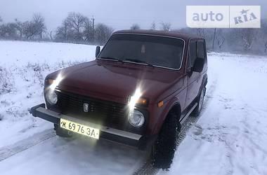ВАЗ 2121 1990 в Иршаве