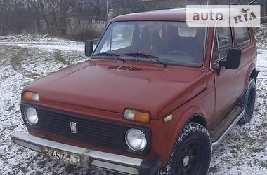 ВАЗ 2121 1988 в Золочеве