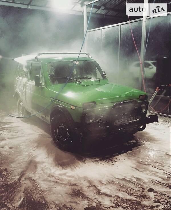 ВАЗ 2121 1992 в Бережанах